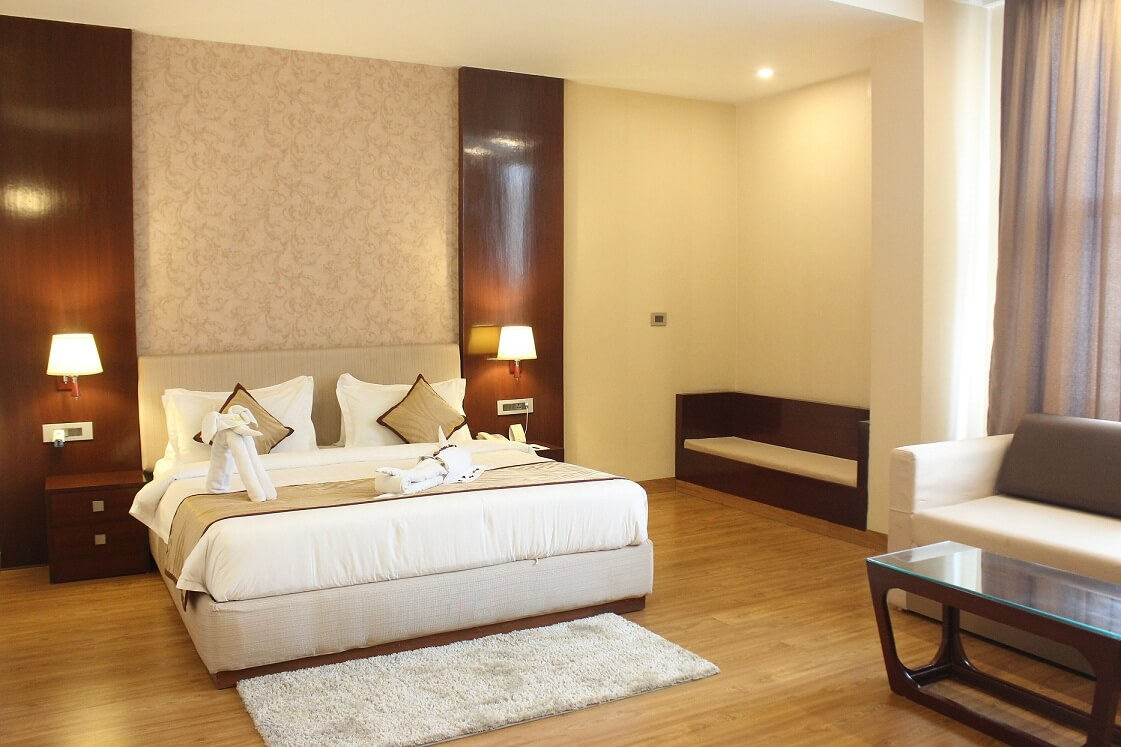 Hotel Rooms in Allahabad