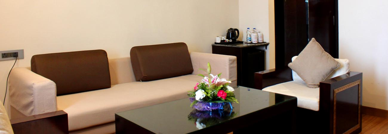 Hotel Rooms in Civil Lines Allahabad