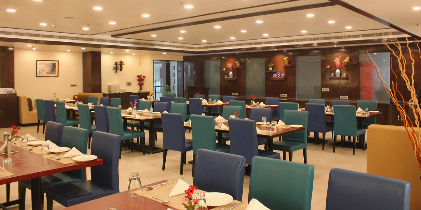 Restaurant in Civil Lines Allahabad